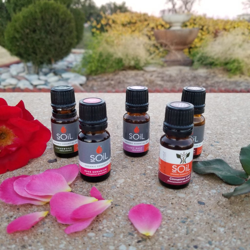 Essential oils are a beneficial natural health therapy!