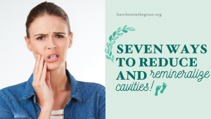 ways to reverse and remineralize cavities